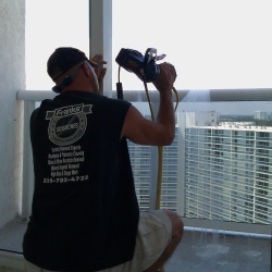 Restoring Glass Miami