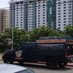 Miami Beach Scratch Removal Specialist