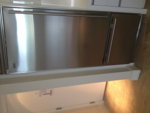 refrigirator stainless steel scratches remover