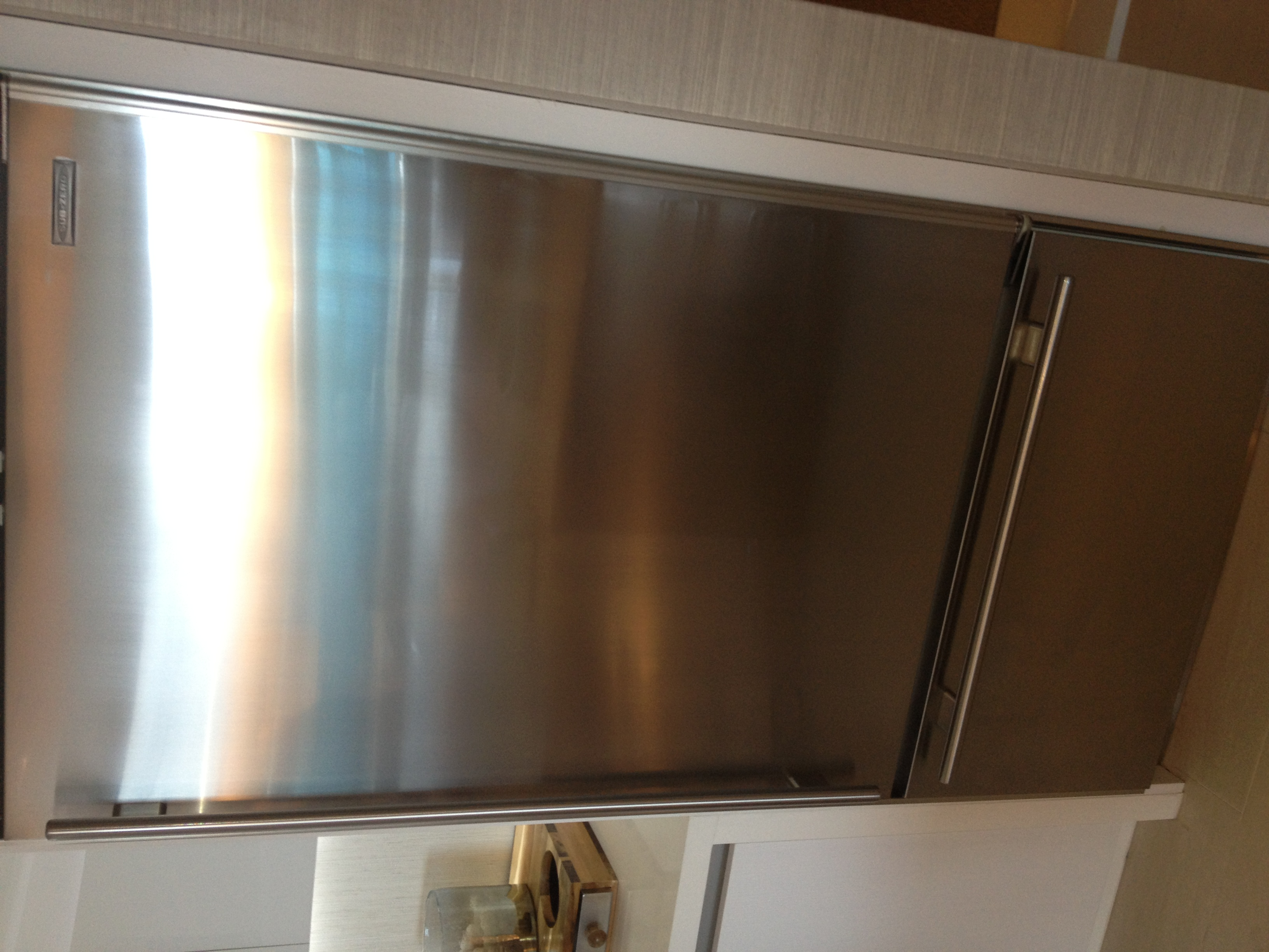 Fort Lauderdale Scratch Repair Glass Stainless